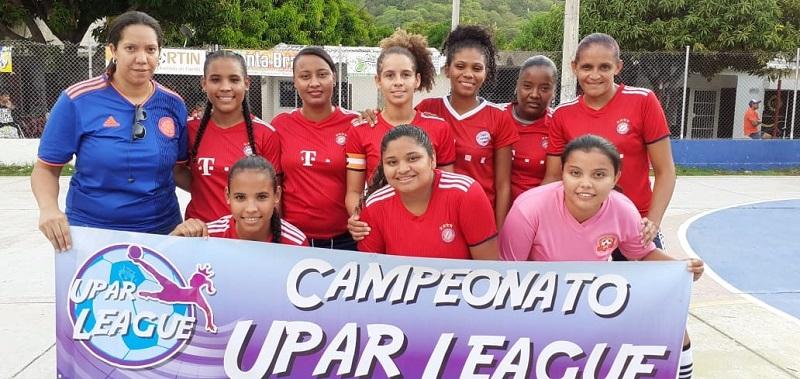 La Unión FSC quiere ser el nuevo campeón del torneo Upar League y convertirse en el tercer ganador inédito de este certamen.   FOTO: CORTESÍA