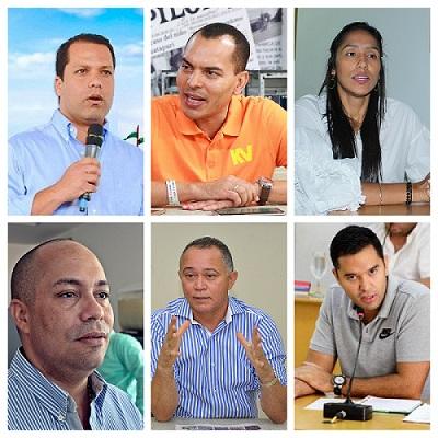 La Fundación Paz y Reconciliación emitió el listado de candidatos que están cuestionados, de los cuales seis son del Cesar.  CORTESÍA