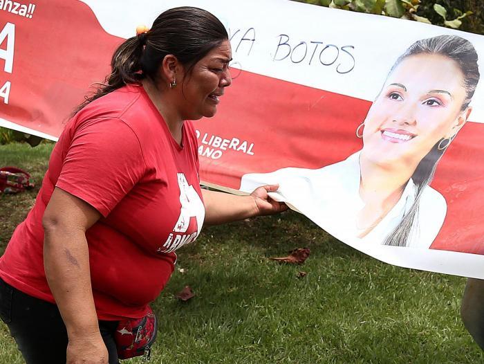 Asesinan a Karina García, candidata a la alcaldía de Suárez, Cauca