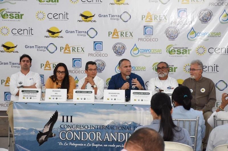 En la capital del Cesar se llevará a cabo el lanzamiento de este evento académico que se realizará en el mes de noviembre.   FOTO: CORTESÍA.
