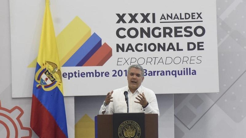 Iván Duque Márquez.   Foto: Cortesía.