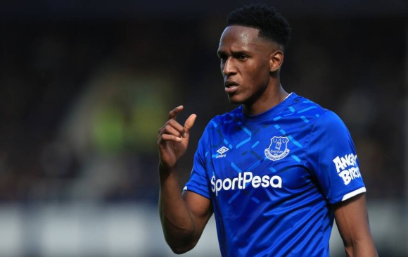Yerry Mina.  Foto: Cortesía.