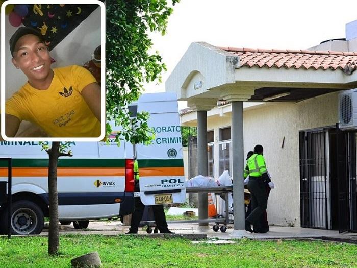 El cuerpo sin vida fue trasladado a las instalaciones de Medicina Legal y Ciencias Forenses.