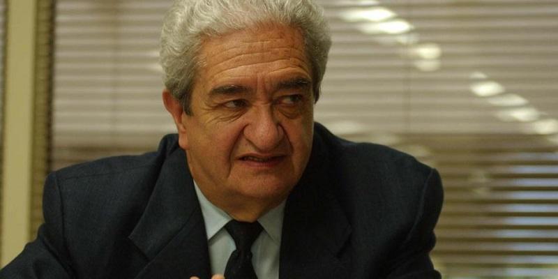 Fabio Camero murió a sus 84 años de edad en Bogotá, Colombia.   FOTO/ CORTESÍA.