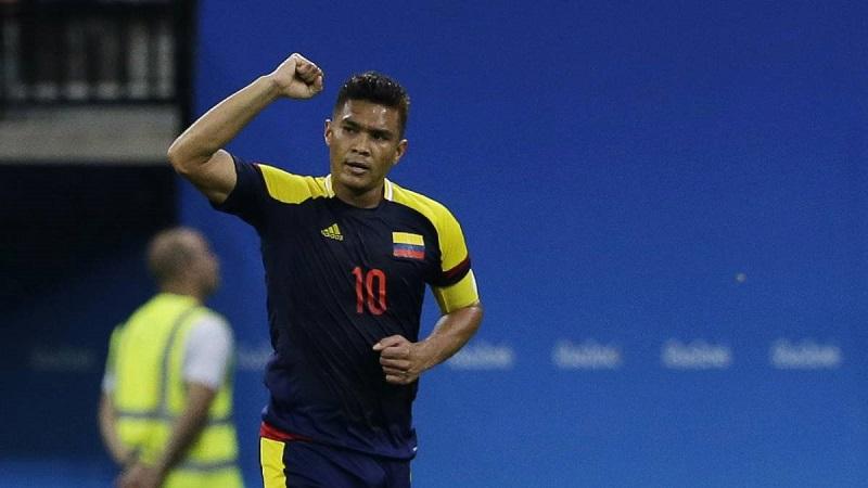 De la mano de Teófilo Gutiérrez la Selección Colombia participó en los Juegos Olímpicos de Río 2016.