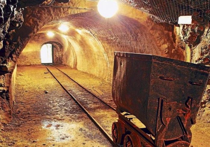 Mina de cobre en el departamento del Chocó.