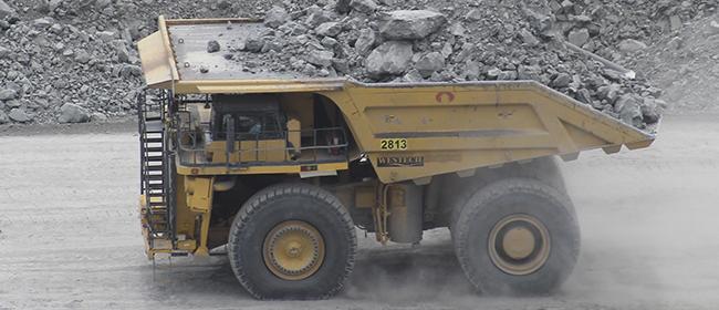 El Cesar es el principal productor de carbón del país, gracias a los nueve proyectos mineros del centro del departamento.  REFERENCIA.
