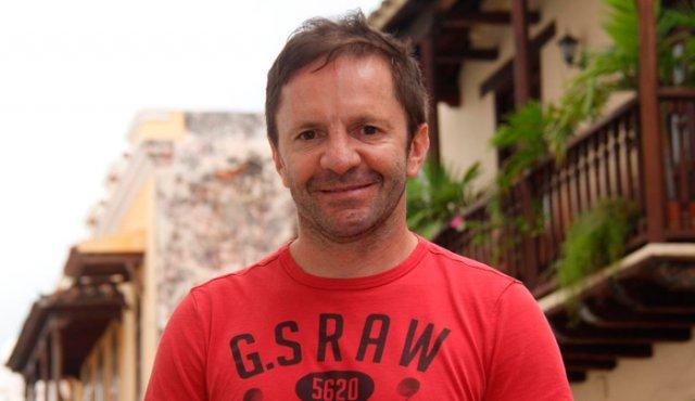 Guillermo Prieto, Pirry, hospitalizado por depresión en Tunja.   FOTO/CORTESÍA.
