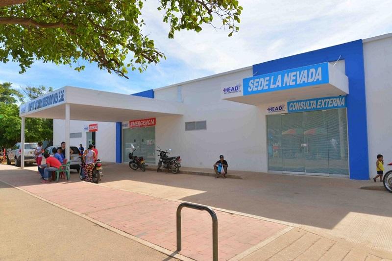 El hospital Eduardo Arredondo continúa prestando los servicios de urgencias en los centros CDV, Rafael Valle Meza (450 Años) y Nevada para el casco urbano, así como en Patillal y Mariangola para la zona rural.   FOTO/ Archivo/EL PILÓN