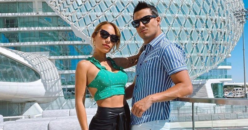 Luisa Fernanda W y Pipe Bueno.   FOTO/CORTESÍA.