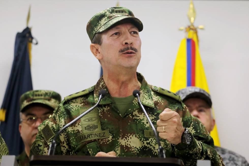 NOTICIAS: Fiscalía llamó a interrogatorio al general Nicacio Martínez