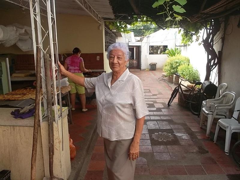 Fidelina Redondo Gámez fue una de las precursoras de dulces tradicionales vallenatos. Reproducción/EL PILÓN