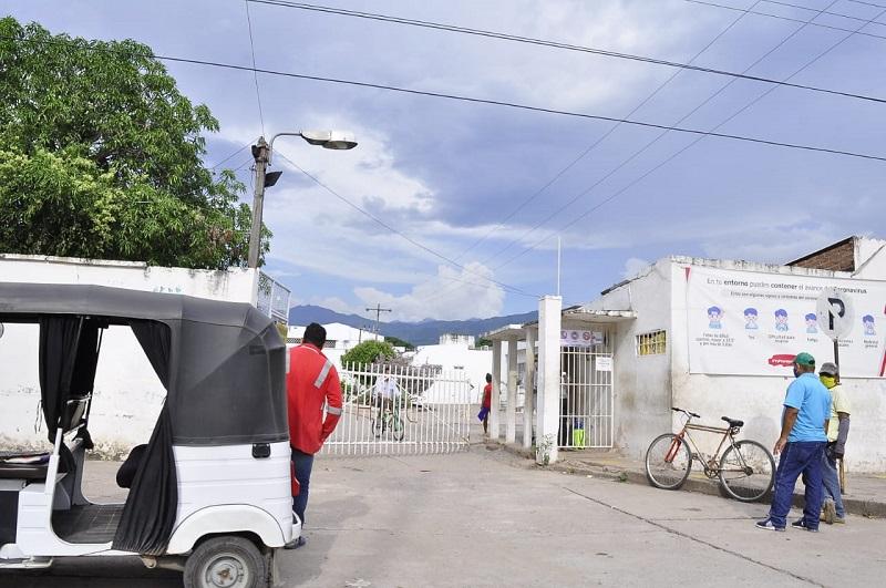 El hospital Agustín Codazzi contaría con servicios de segundo nivel porque parte de su área será arrendada a privados.   Foto: Joaquín Ramírez/EL PILÓN
