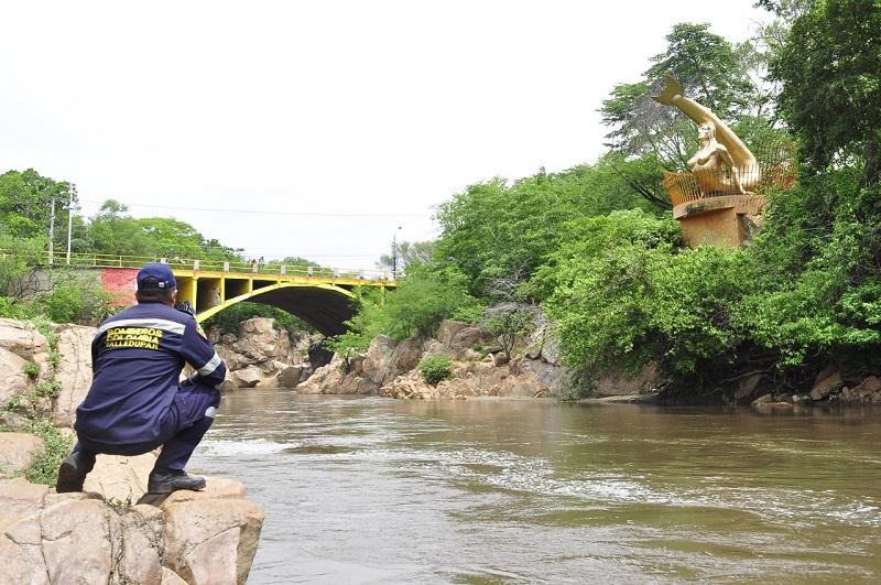 Por el aumento de los caudales, en la actualidad no es recomendable bañarse en ríos.   Foto: Joaquín Ramírez/EL PILÓN.