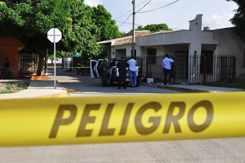 Aunque la pandemia en cierta forma contribuyó a disminuir los índices de violencia, sonados crímenes sucedieron a la vista de la comunidad.   FOTO/CORTESÍA.
