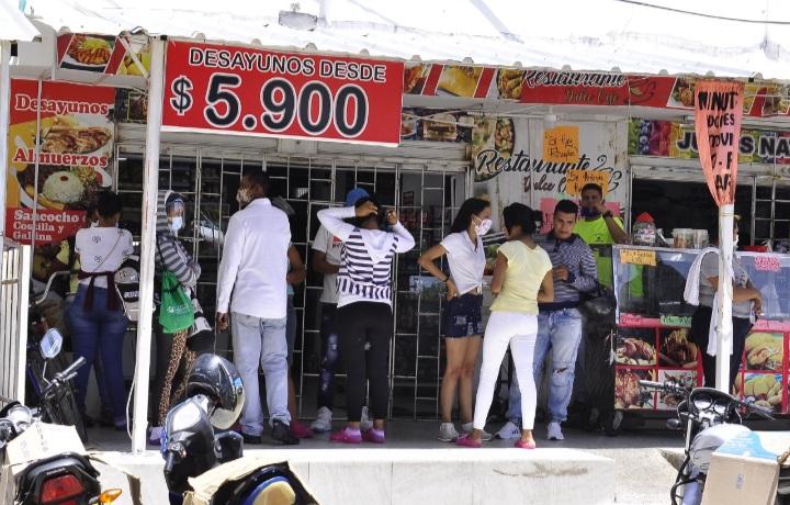 La tasa de desempleo en Valledupar es de un 22.22 %.   FOTO/Joaquín Ramírez.
