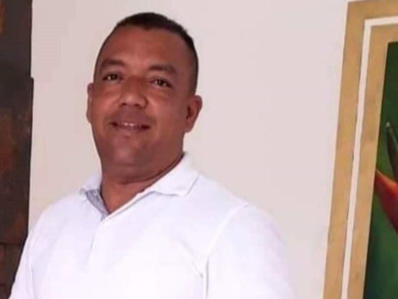 Alexis José Senteno Orozco, víctima.   FOTO/CORTESÍA.