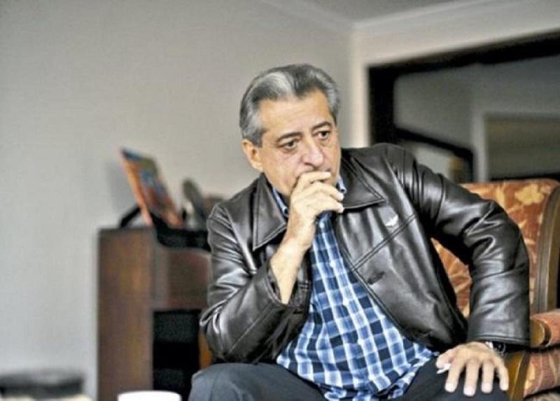 Jorge Oñate está hospitalizado desde el 18 de enero.   FOTO/CORTESÍA.