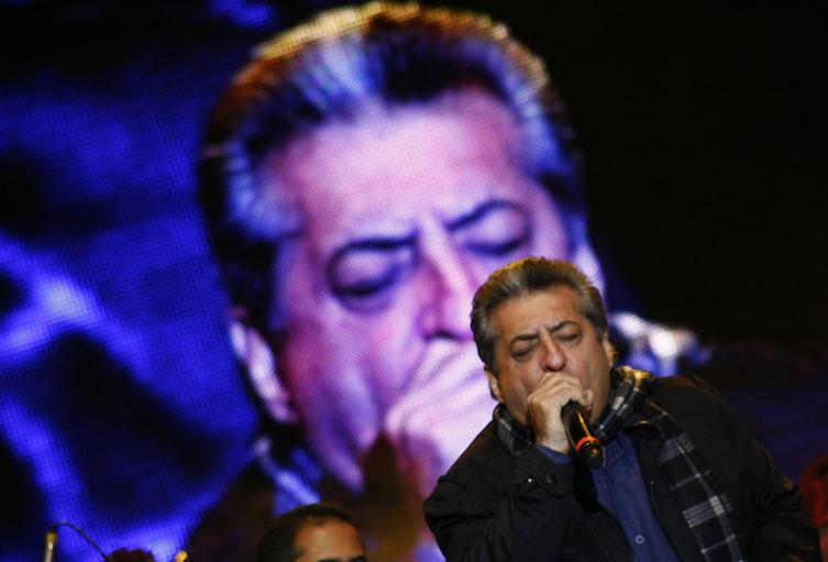 Jorge Oñate está hospitalizado desde el pasado 18 de enero.   FOTO/CORTESÍA.