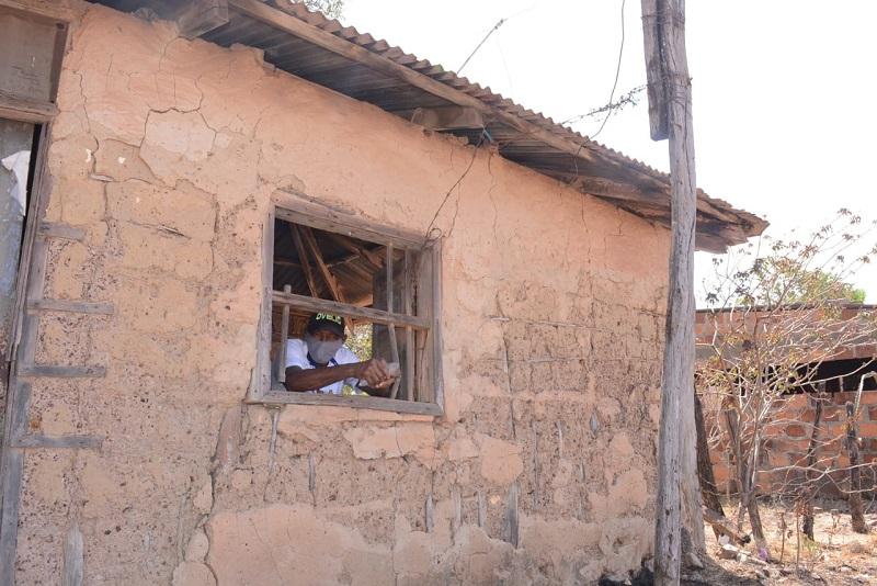 Boquerón, un territorio marcado por el olvido.  FOTO/JOAQUÍN RAMÍREZ.