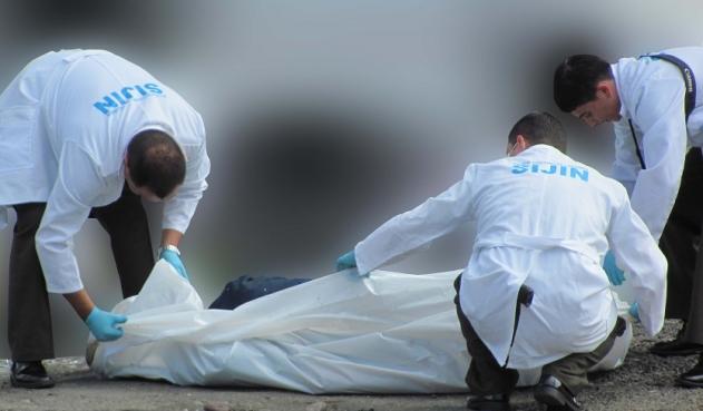 La víctima murió en el sitio del accidente.  Imagen de referencia.