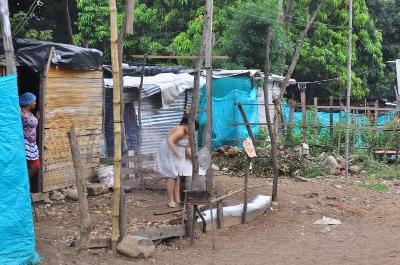 Para el año 2019, había en el departamento 650.000 personas en situación de pobreza.   FOTO/JOAQUÍN RAMÍREZ.
