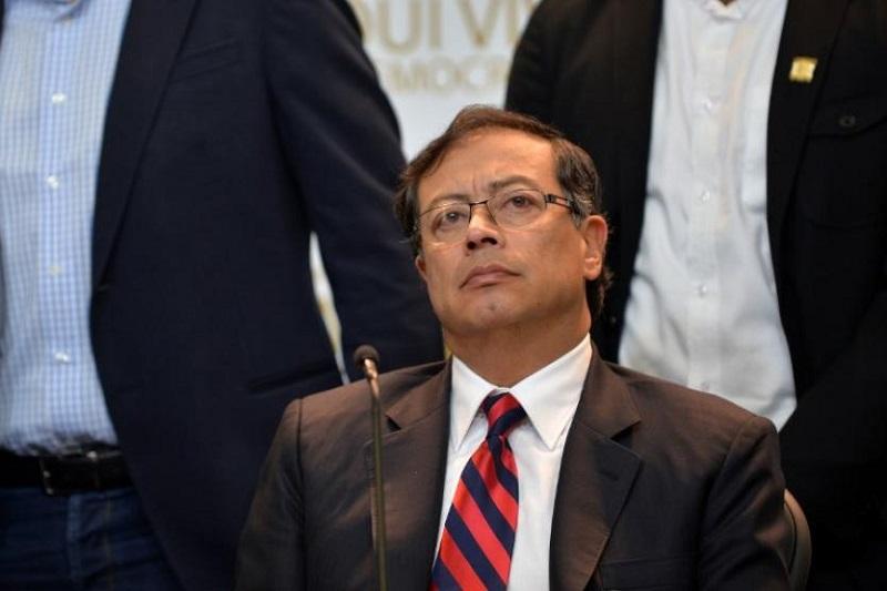 Gustavo Petro, senador.   FOTO/CORTESÍA.