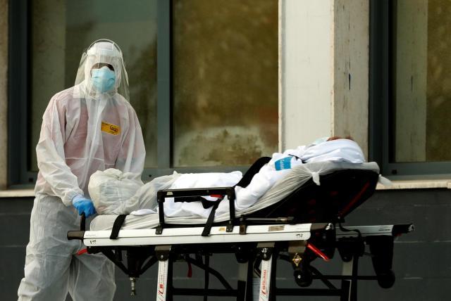En el departamento han muerto por coronavirus 1.122 personas.  FOTO/IMAGEN DE REFERENCIA.