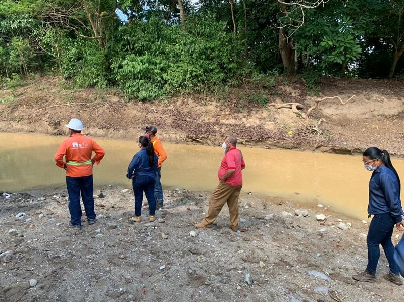 Se crearán unas veedurías para vigilar, en conjunto con la administración municipal, las fuentes hídricas explotadas de Curumaní.   FOTO/CORTESÍA.
