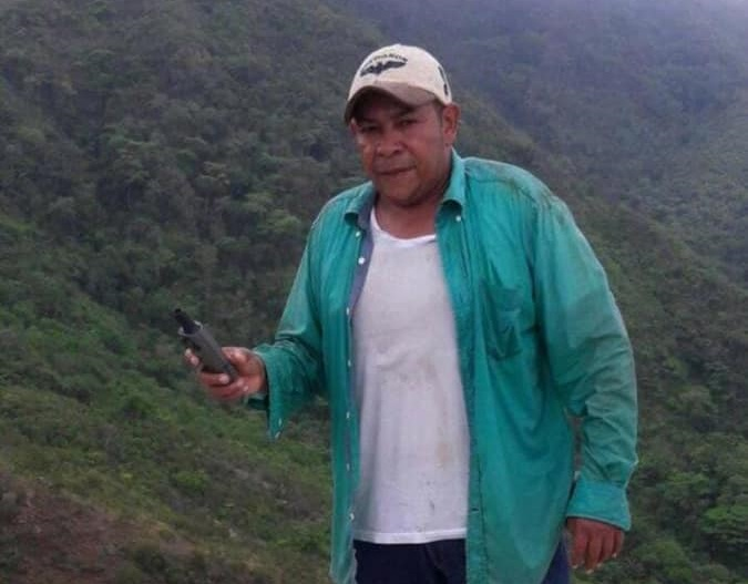 Aldemiro Quintana murió a los pocos minutos del hecho.  FOTO/CORTESÍA.
