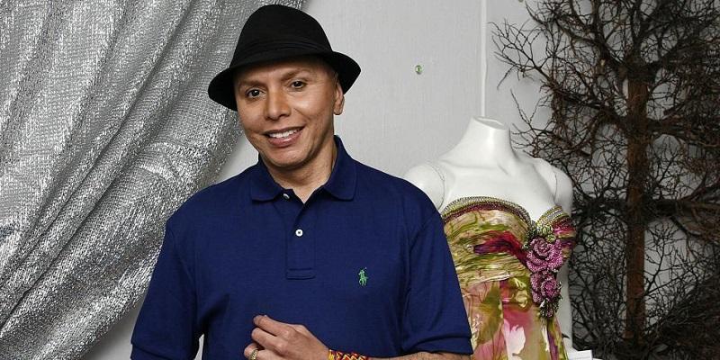 Alfredo Barraza, diseñador colombiano.   FOTO/CORTESÍA.