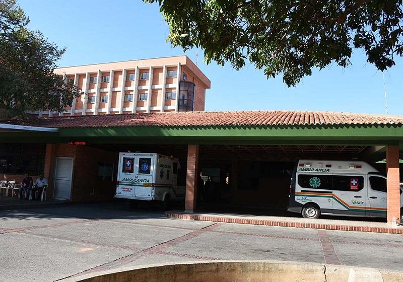 El Hospital Rosario Pumarejo de López le adeuda varios salarios a sus trabajadores.   FOTO/REFERENCIA.