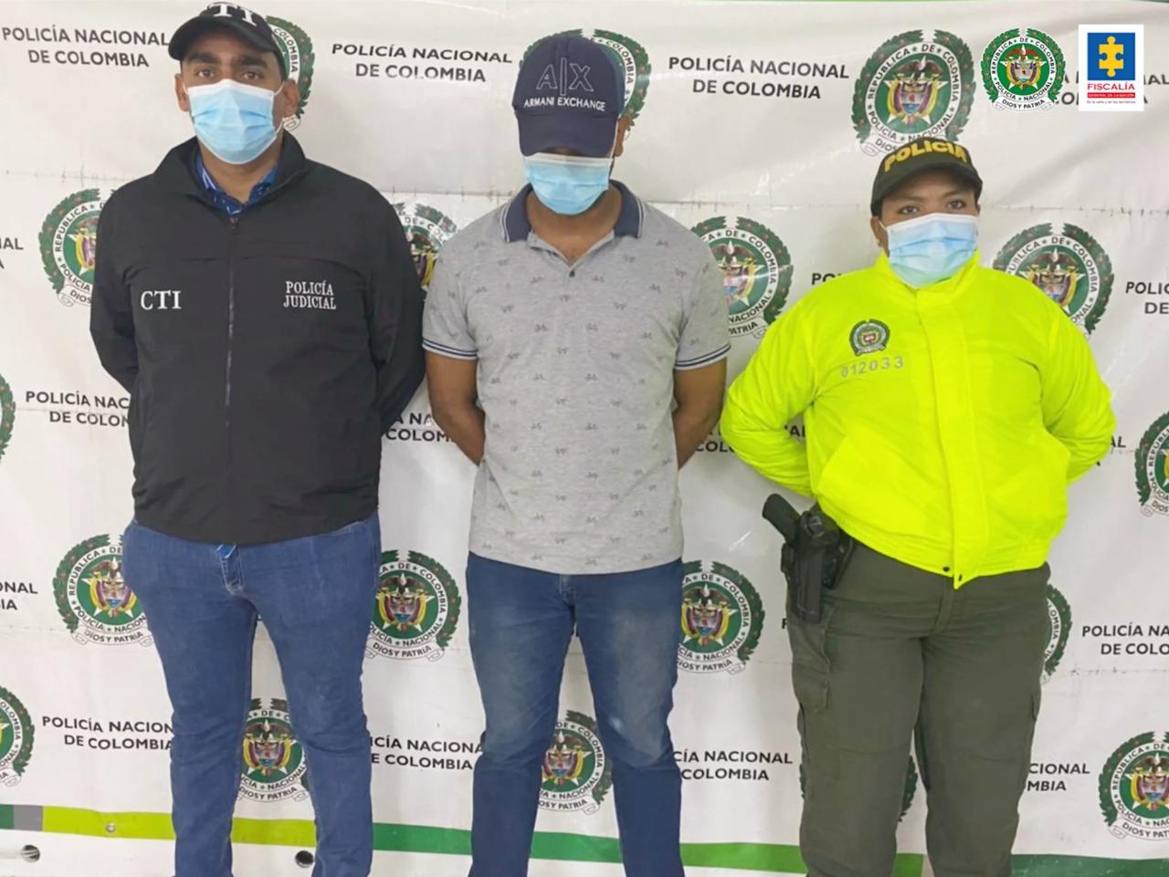 Erick Fabián Jiménez fue imputado por el delito de feminicidio.