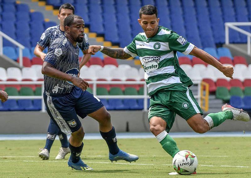 Valledupar FC celebró de nuevo en tierras vallecaucanas.