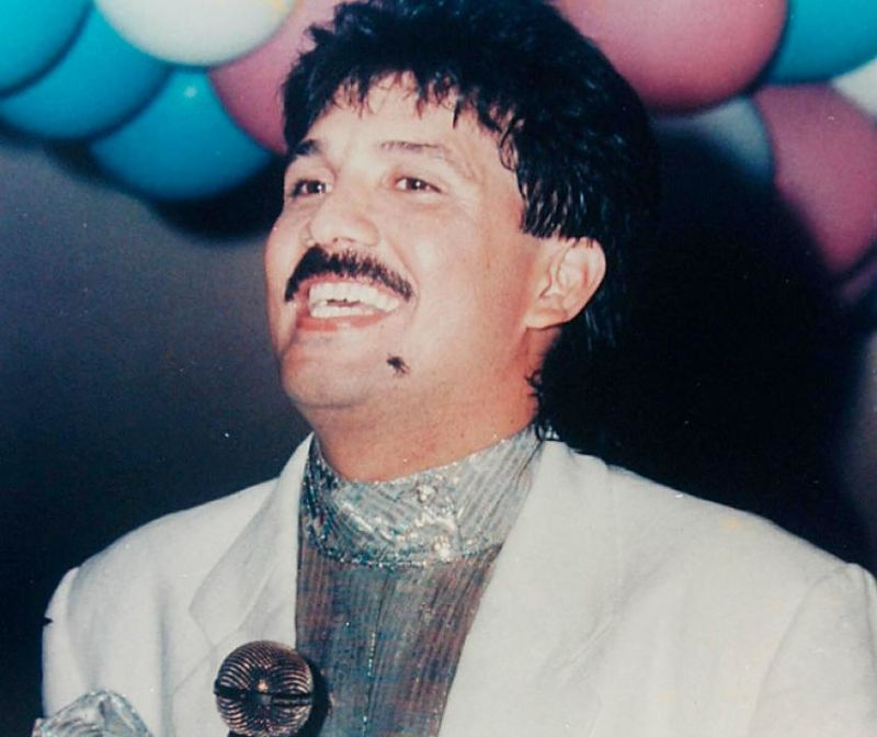Las canciones de Rafael Orozco se siguen escuchando en las emisoras.  FOTO: CORTESÍA.