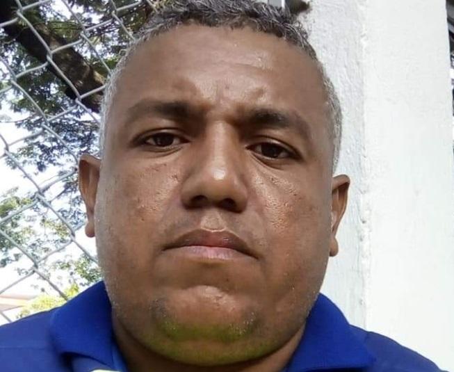 Roger Eliécer De Ávila murió en el sitio del accidente.  FOTO: CORTESÍA.