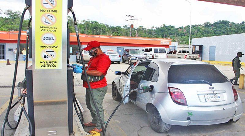Con la regulación en el precio del combustible se logrará evitar que las estaciones que se estaban viendo afectadas vayan a la quiebra.  IMAGEN DE REFERENCIA.