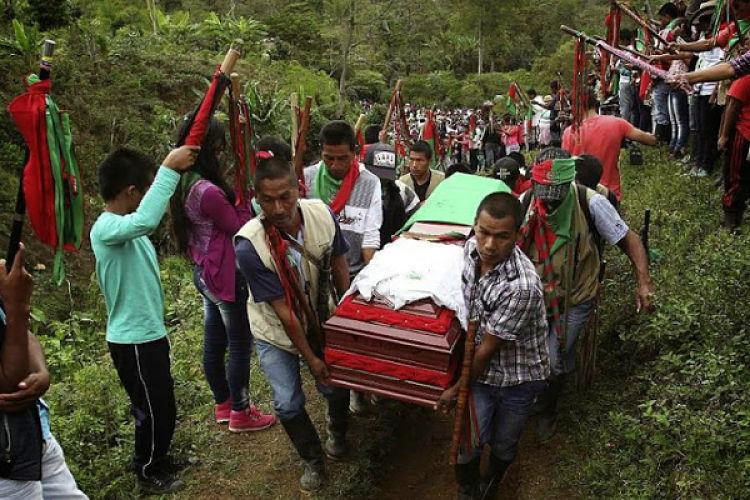 Preocupa el asesinato de líderes en Colombia.   Foto de cortesía.