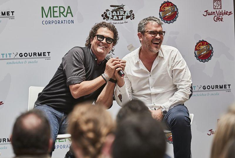 Carlos y Guillermo Vives. Imagen de referencia.