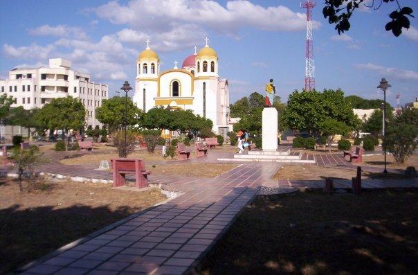 Más de $11.000 millones estaban  destinados para la adecuación del parque Bolívar de San Juan del Cesar.