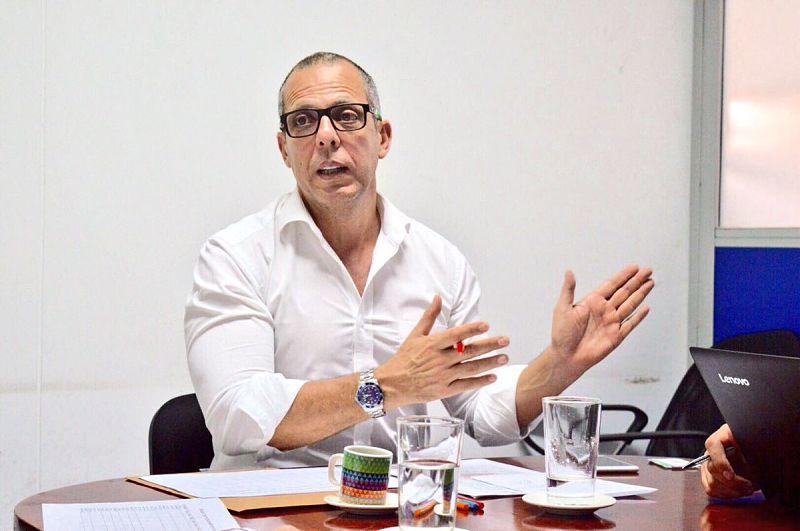 Alfredo Saade señaló que el cristianismo tiene los votos suficientes para llegar a la Presidencia.