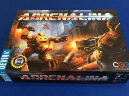 Caja de Adrenalina, nuevo juego de Devir Iberia en castellano