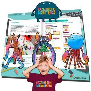 Santillana Editorial - Monster Kit