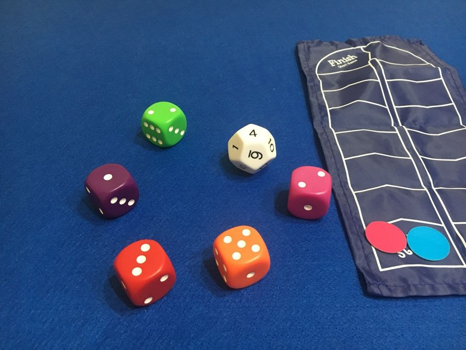 Math Dice de Thinkfun