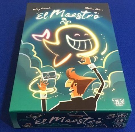 El Maestro - Tranjis Games