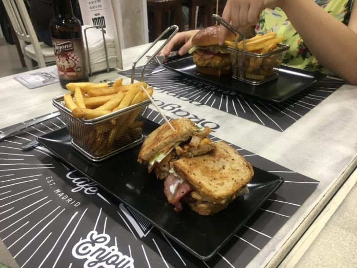 Epic Board Game Café Madrid