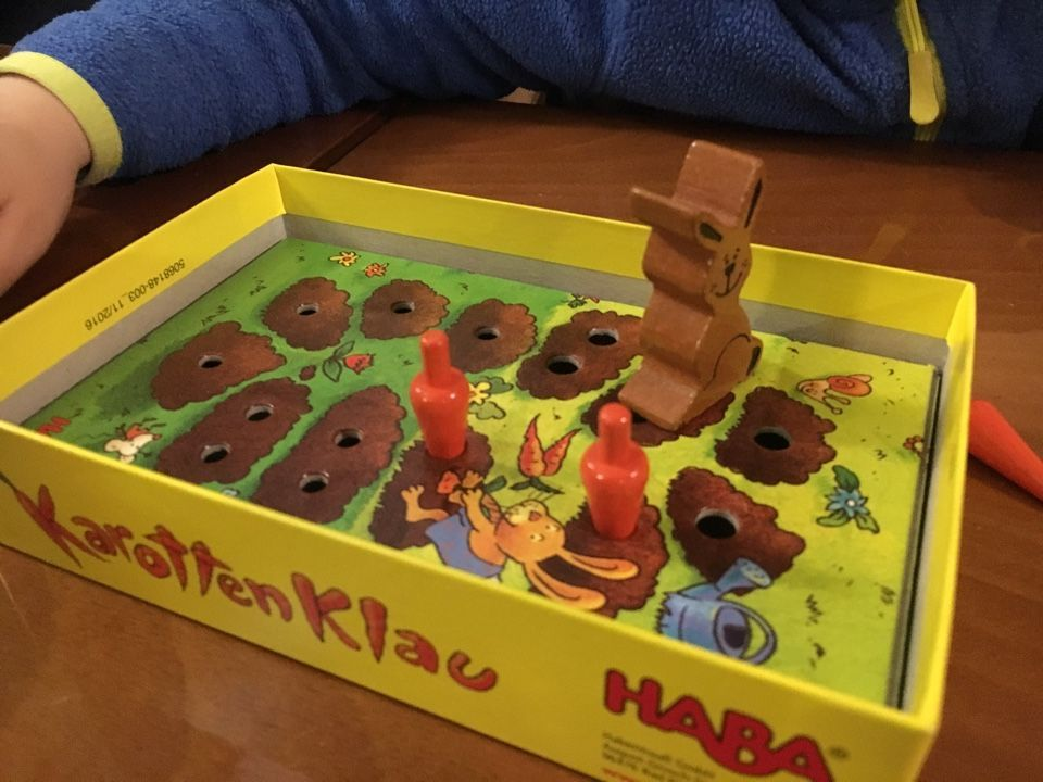 Robazanahorias - Haba