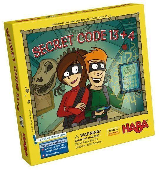 Código Secreto 13+4 Haba