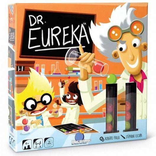 Doctor Eureka - Lúdilo