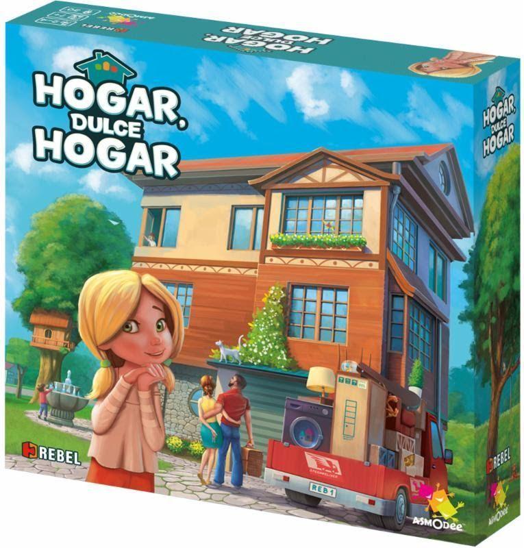 Hogar Dulce Hogar - Asmodee
